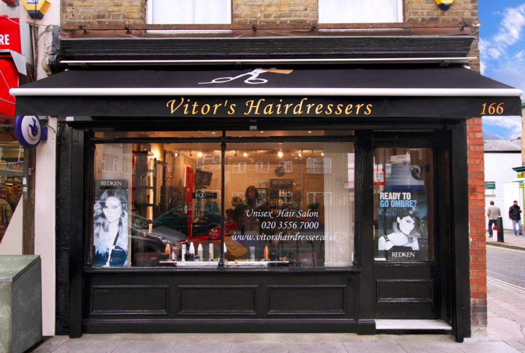 Vitor's Hairdressers